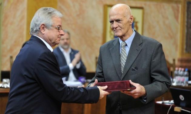 Életmű-díjat kapott Bíró József