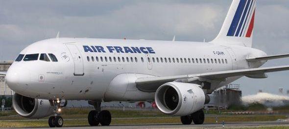 További Air France járattörlések