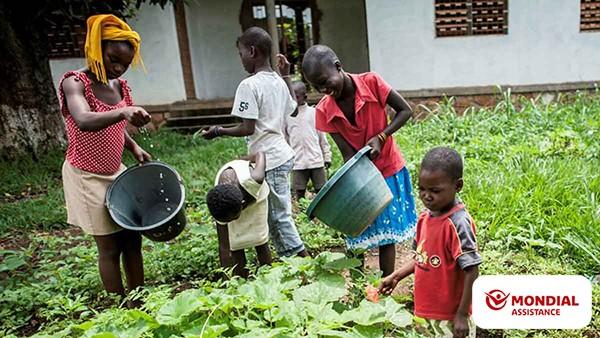 Futunk az SOS Gyermekfalvakért, Iskolát támogatunk és Óvodát építünk Senegálban