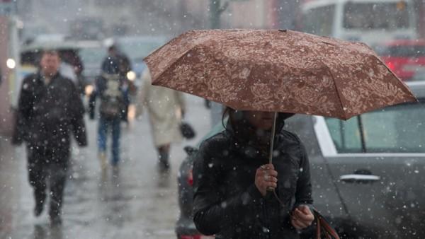 Moszkvába visszatért a tél