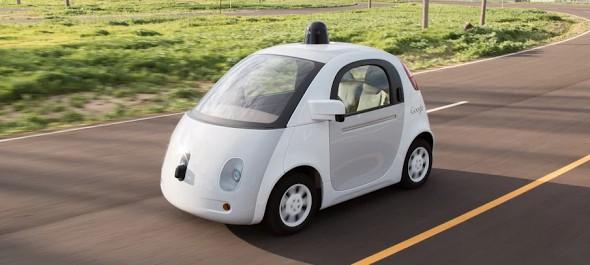 A Google nyáron az utcákon teszteli legújabb robotautóit