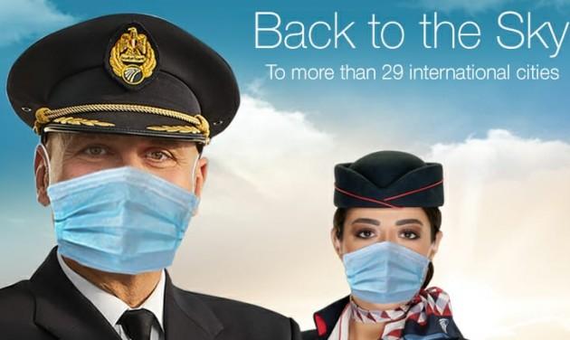 29 nemzetközi járatot indít újra az Egyptair