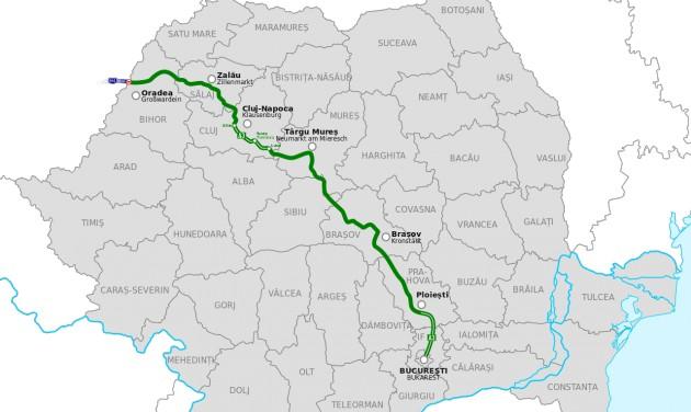 Két év múlva autópályán utazhatunk Észak-Erdélybe