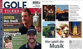 Budapestről ír a német Golf Magazin