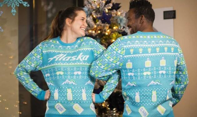 Elő a csúnya karácsonyi pulóverekkel!