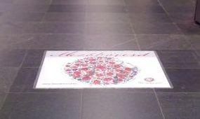 Matyó padló a metróaluljárókban