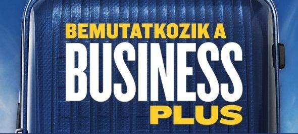 Üzleti termék a Ryanairtől