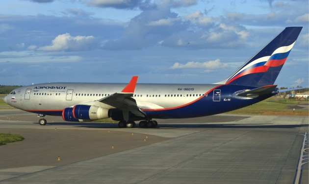 Megnőtt az Aeroflot forgalma a Manchester United szponzorálása miatt