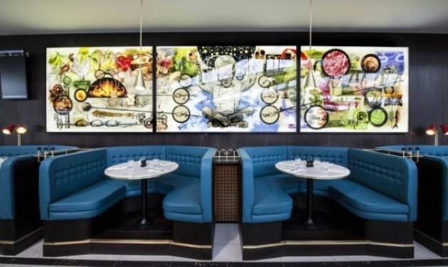 Rendhagyó éttermet nyitott Heston Blumenthal