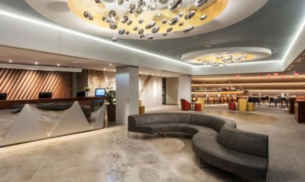 Megújult környezet a Hotel Aquában