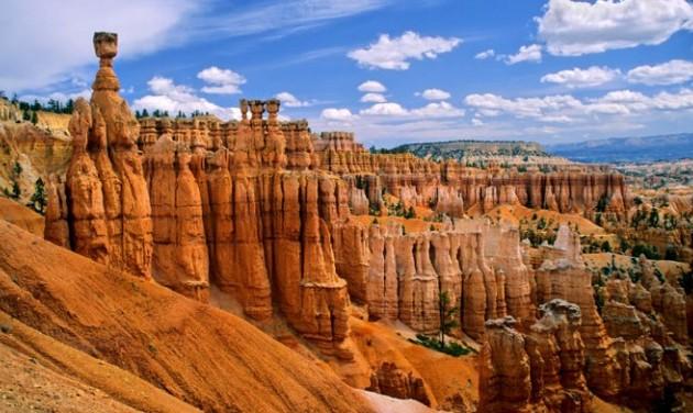 Várnak az amerikai nemzeti parkok