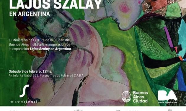 Picasso kedvenc magyar grafikusa Buenos Airesben