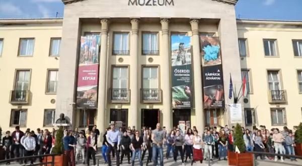 Miskolci múzeum filmje lehet a világ legjobbja  - várják a szavazatokat!