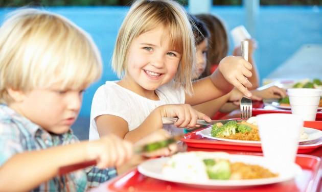 Az iskolai menü hívószavai: egészséges és finom