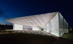 Egykori szovjet repülőtéren nyílt meg az Észt Nemzeti Múzeum