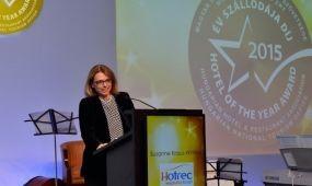 A HOTREC elnöke is elismeréssel szólt az Év Szállodája kezdeményezésről