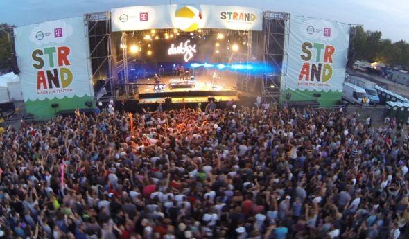 72 ezren a STRAND fesztiválon