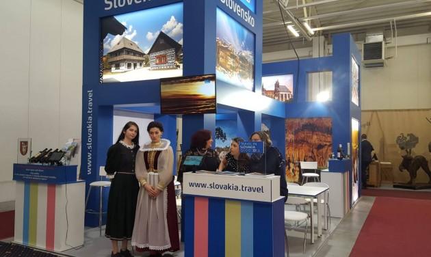 Több mint 70 ezer látogató Szlovákia legnagyobb utazási kiállításán