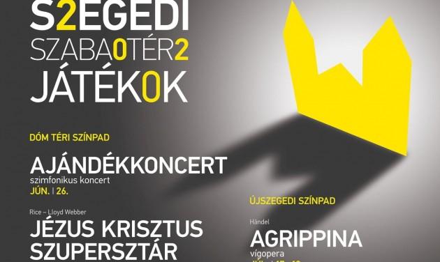 Már kaphatók a jegyek a 2020-as Szegedi Szabadtérire