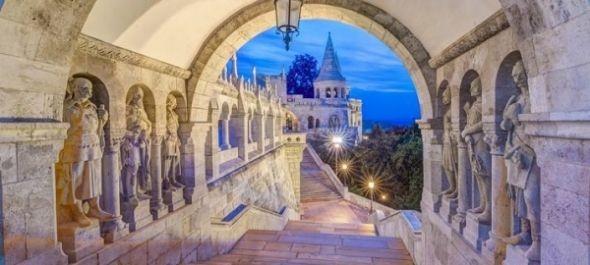 Újra a legszebb városok között szerepel Budapest