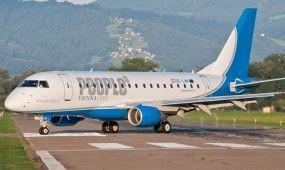 Elindult a világ legrövidebb nemzetközi repülőjárata