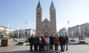 Nagyváradi turisztikai szakemberek Nyíregyházán