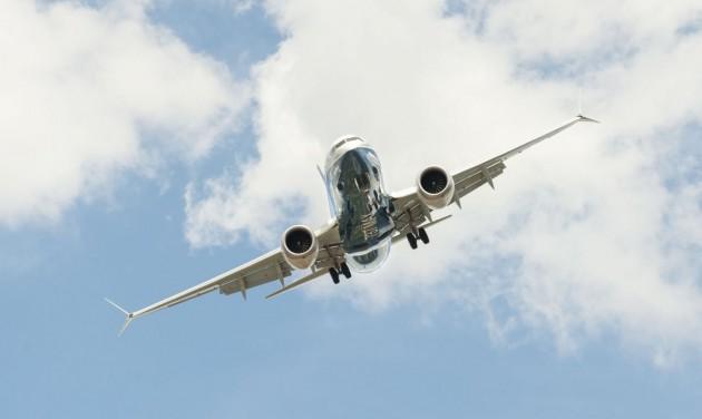 Zöld utat kapott a módosított Boeing 737 MAX európai tesztrepülése