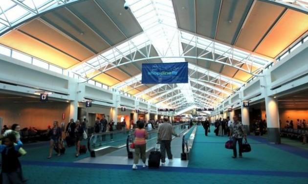 Az Egyesült Államok legjobb repülőterei