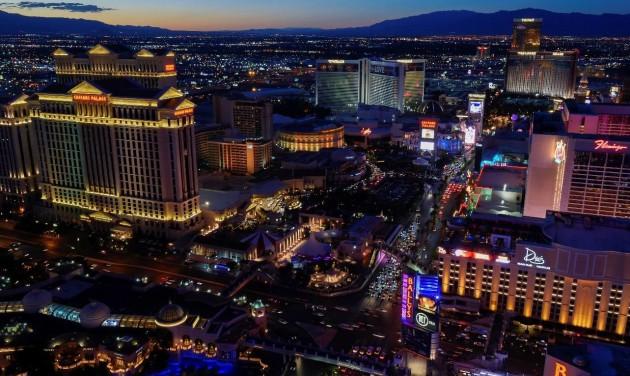 Las Vegasba visszatér az élet és a csillogás