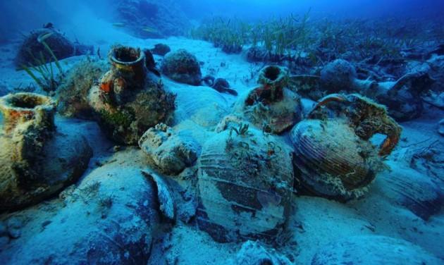 Víz alatti múzeumokká alakítják az elsüllyedt görög hajókat