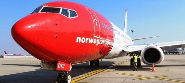 Jövőre sűríti koppenhágai járatait a Norwegian