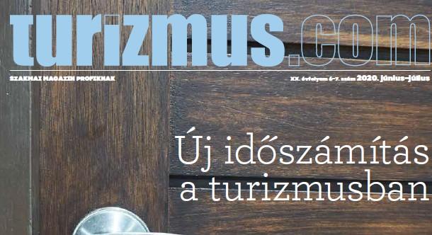 Megjelent a Turizmus.com magazin új száma – ismét nyomtatásban!