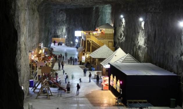 Sztrájkszünet után újra látogathatóak a romániai sóbányák
