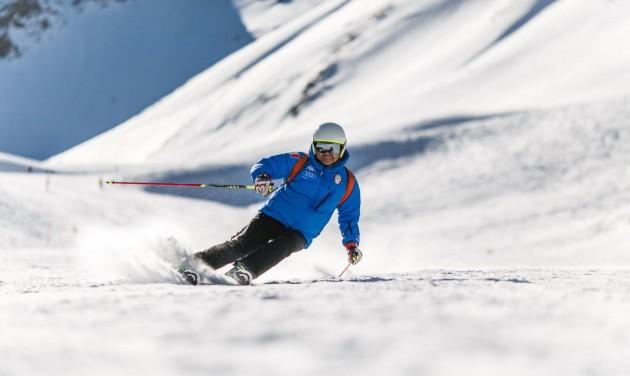 UberSKI indult a francia Alpokban