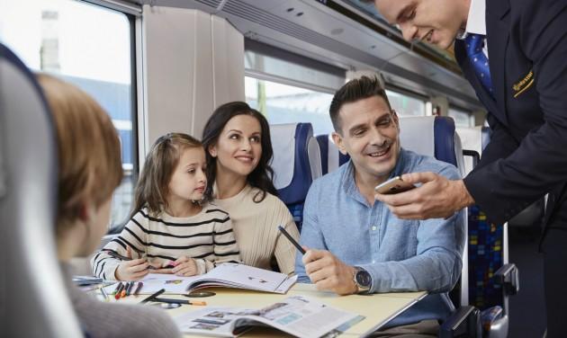 Stratégiai cél a versenyképesebb vasút