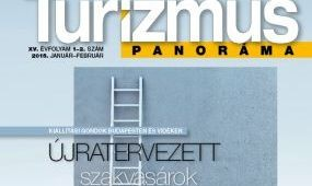 Olvasta már a január–februári Turizmus Panorámát?