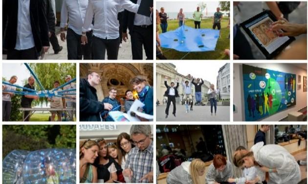 TeamVision Study Tour 2018 – fókuszban az indoor csapatépítők