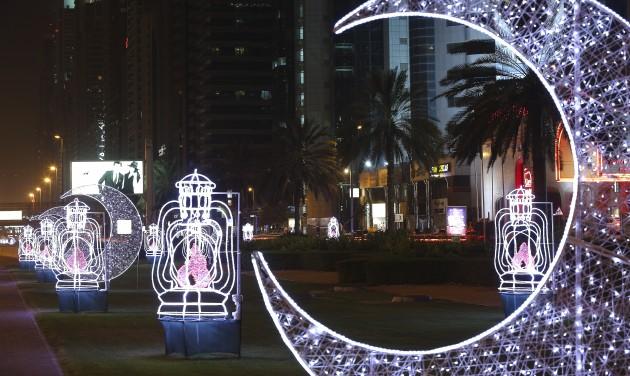 Dubaj egyik legvarázslatosabb időszaka: Ramadán