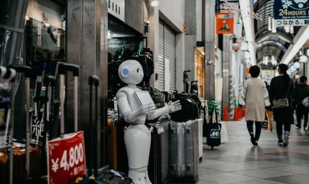 Mesterséges intelligencia a szigapúri reptéren