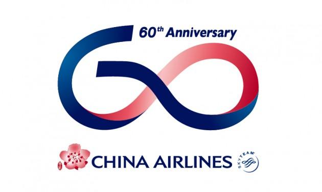 Születésnapot ünnepel a China Airlines