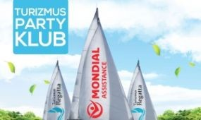 Turizmus Party Klub az V. MONDIAL ASSISTANCE TURIZMUS REGATTÁN!