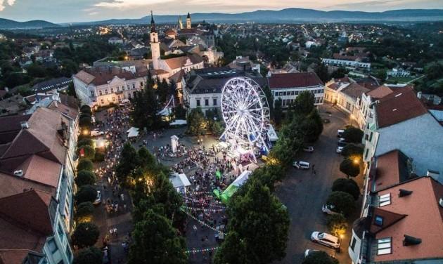 Így készül Veszprém-Balaton Európa Kulturális Fővárosaként a nyárra