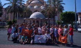 Törökországban járt partnereivel a Sun&Fun Holidays