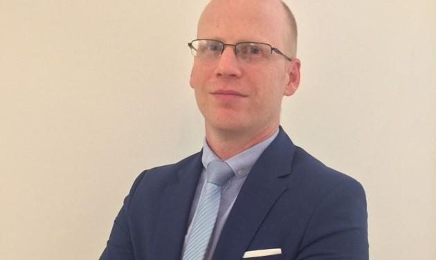 Csanádi András a Hotel President Budapest új igazgatója