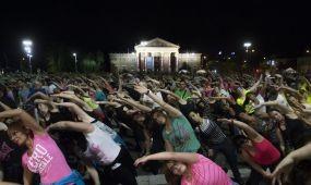 Húszezren sportoltak a Mozgás Éjszakáján