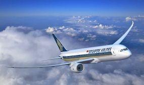 Kapacitásbővítés a Singapore Airlinesnál