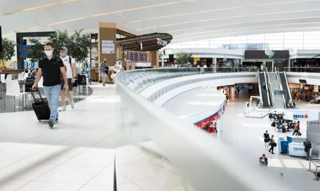 Már közel 90 ezer a reptér májusi utasforgalma