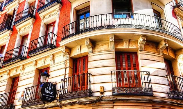 Airbnb: gondok és örömök Madridban