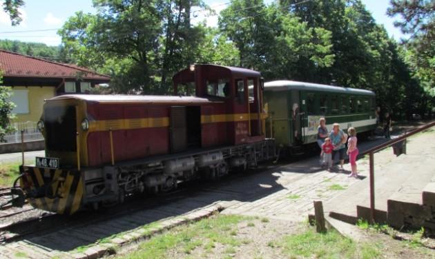 Évente nyolcvanezer turista utazhat a megújuló Mátravasúton