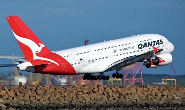 Ausztrál a legbiztonságosabb légitársaság